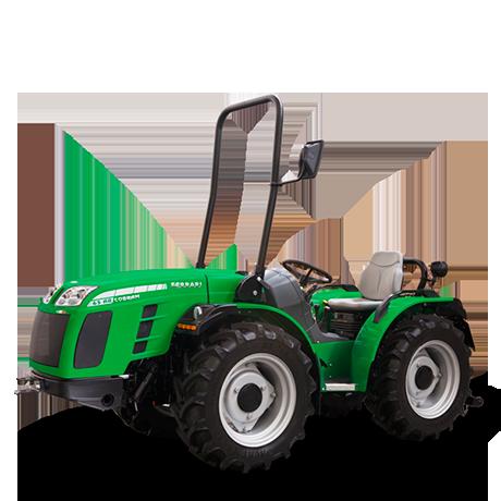 Tractor Ferrari